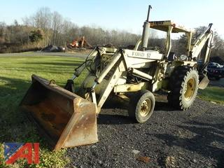 1972 Ford 6500 Backhoe w/ Front Loader