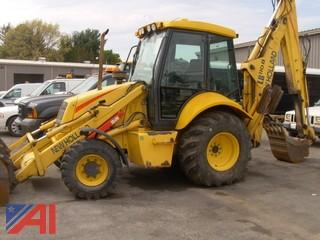 2005 New Holland LB110.B Backhoe