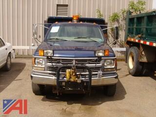 1998 Chevrolet K3500 Dump