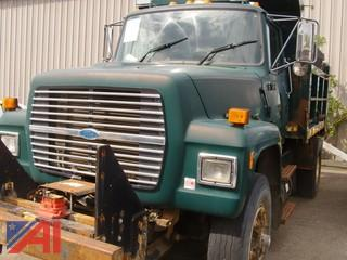 1997 Ford L8000 Dump