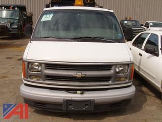 2002 Chevrolet Express Cargo Van