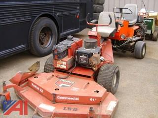 "1999 Ferris 61"" Riding Mower"
