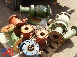 Miscellaneous Sewer Pump Parts
