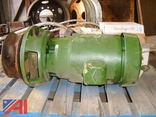 5 hp Smith & Loveless Motor