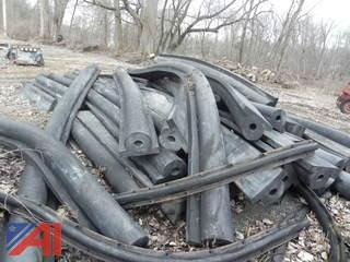 (Approx 20) Rubber Bridge/Dock Fenders