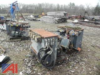 (4) Hydraulic Units