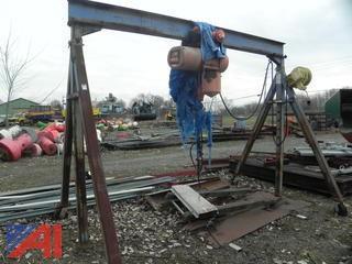 CM Lodestar 3 Ton Gantry Crane