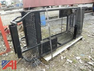 Platform for Truck Crane (New/Old Stock)