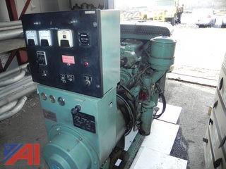 Massaro Detroit Diesel Allison 45 kw Generator