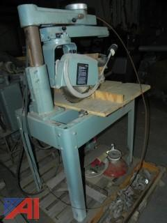 Delta 33-892 12 Inch Radial Arm Saw