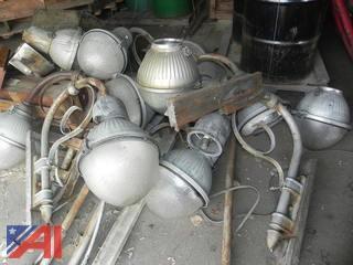 (8) Vintage Street Lights
