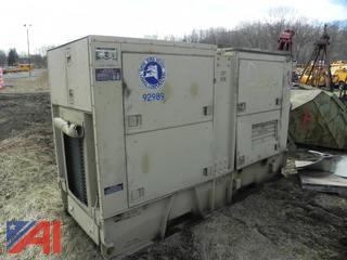 1987 Libby Military 100kw Generator MEP007B