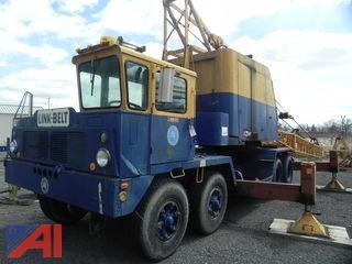1965 Link-Belt HC108B Crane