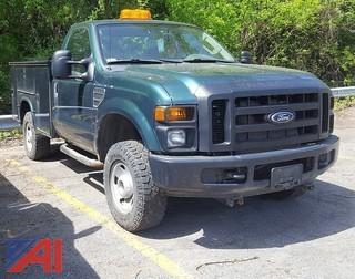 2008 Ford F350 XL Super Duty Pickup/Utility Truck
