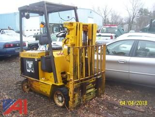 Clark ECS20 Electric Forklift