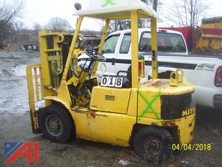 Mitsubishi FC25 Forklift