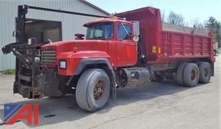 1998 Mack RD600 6x4 Dump Truck