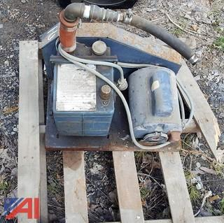 W.M. Welch Duo-Seal Vacuum Pump