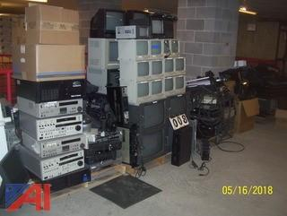 Television Studio Equipment