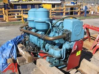 Detroit 6 cyl. Diesel Engine