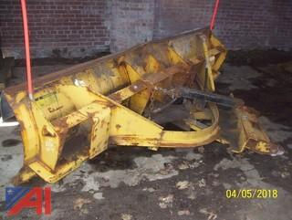 9' Flink Reversible Plow