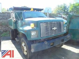 1999 Chevrolet C7H042 Dump Truck
