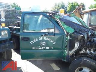 2003 Chevrolet Silverado 3500 Dump Truck