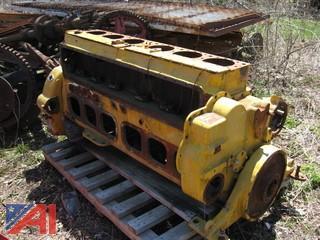 Engine Block and Scrap Steel