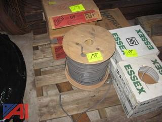 Pallet of Electrical Wiring