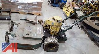 "Bunton Lawn Mower 32"" Cut"