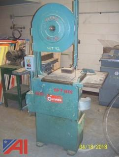 Oliver #192 Band Saw