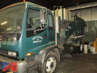 2004 GMC T7500 Vac All