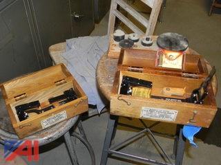 (2) Bureau of Ships U.S. Navy Azimuth Instruments No. 2