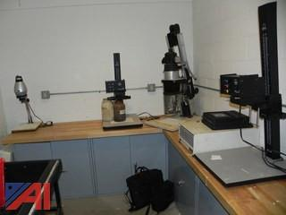 Darkroom Equipment: Enlargers, Timers, Chemicals, Print Dryer, Sink and More