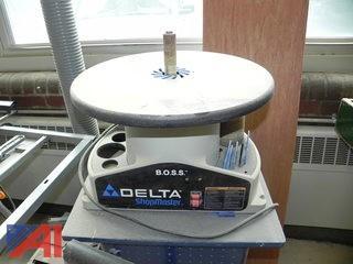 Delta SA350 Bench Oscillating Spindle Sander