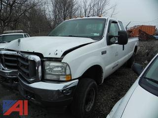 2003 Ford F250 SD Pickup