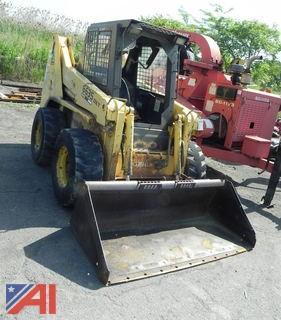 1998 Gehl 6635DXT Skid Steer