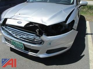 **Lot updated** 2013 Ford Fusion Sedan