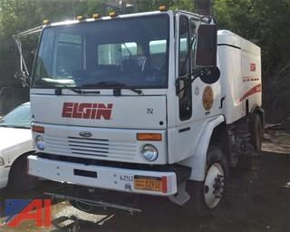 2006 Sterling SC8000 Elgin Whirlwind Series MV Street Sweeper