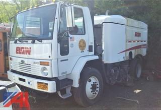 2004 Sterling SC8000 Elgin Whirlwind Street Sweeper