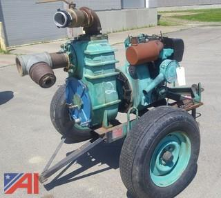 Lister Diesel Pump