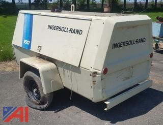 Ingersoll Rand Towable Air Compressor