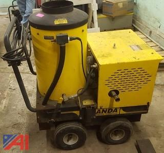 Landa Steam Pressure Washer