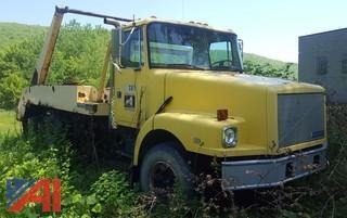 1991 GMC/White WGM Convertainer Truck