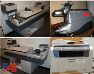 Pitney Bowes Postage Machine & More