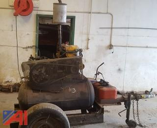 Home Made Air Compressor