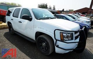 2014 Chevrolet Tahoe SUV/Police Vehicle