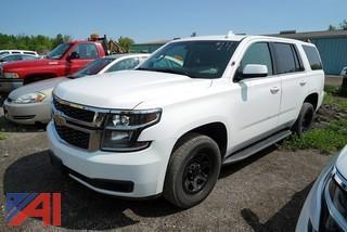**5% BP** 2015 Chevrolet Tahoe SUV/Police Vehicle