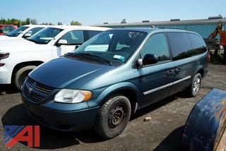 2007 Dodge Grand Caravan Passenger Van