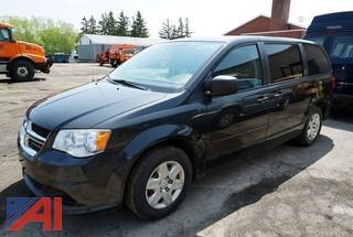 2012 Dodge Grand Caravan Passenger Van